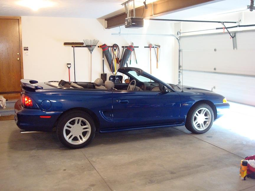 1996 Mustang Gt 4 6 Convertible Ford Forum