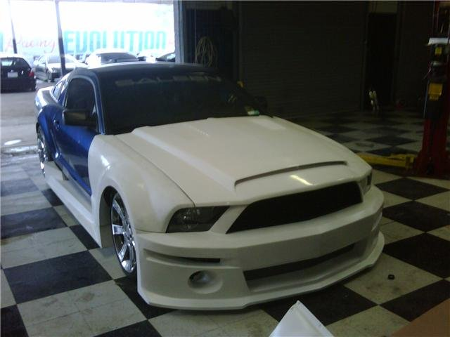 Update The World S First Gt500 Wide Body Conversion With