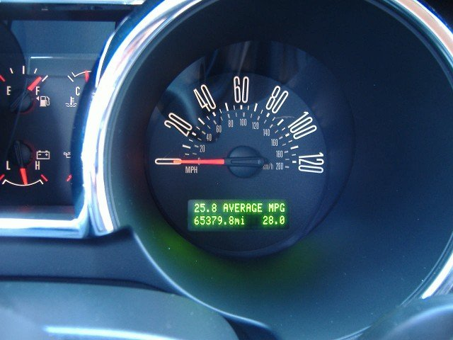 Ford Mustang Parts >> 2005 Mustang V6 basic upgraded to MyColor gauge cluster writeup with pics - Page 3 - Ford ...