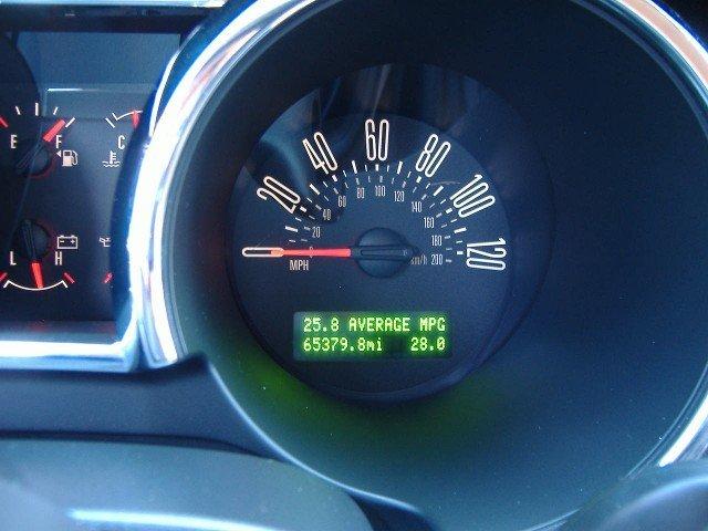 average gas mileage
