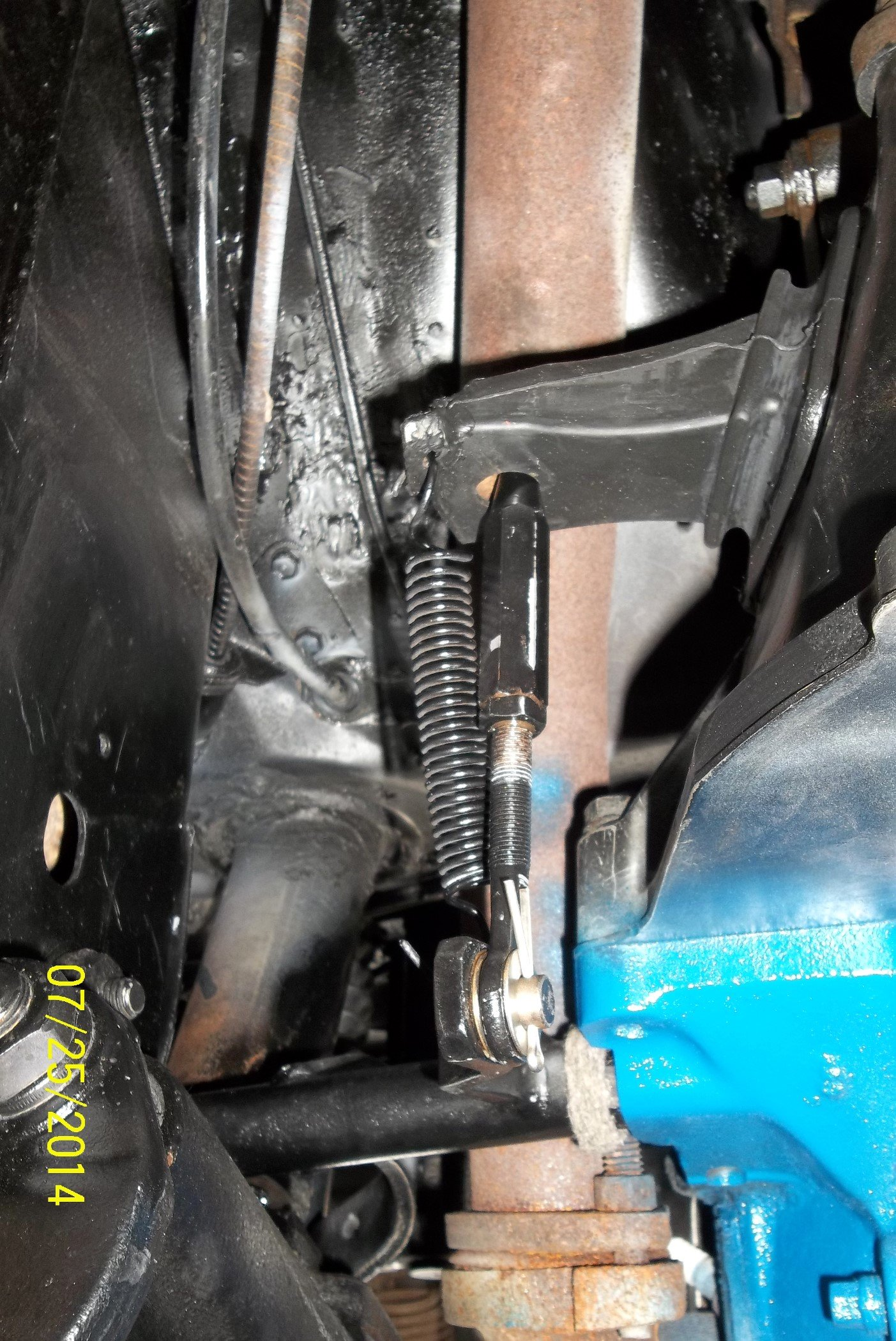 1968 Ford Mustang >> 1966 Mustang Clutch pedal not returning - Ford Mustang Forum