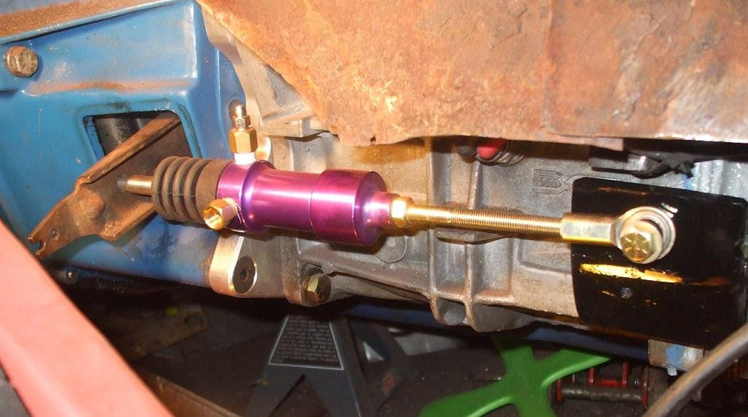 Hydraulic Clutch Question Ford Mustang Forum