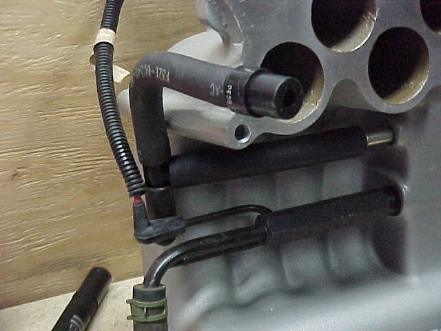 Cobra Upper  Lower Intake Hp Gains