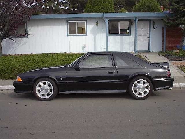 Differences Between 1988 Mustang Gt Amp 1993 Mustang Cobra