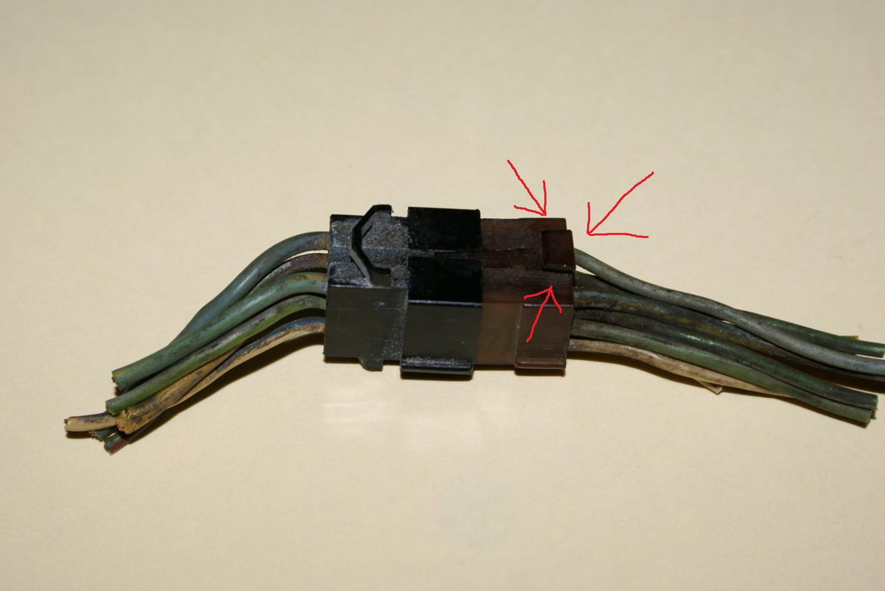 1966 Turn Signal Switch Wiring