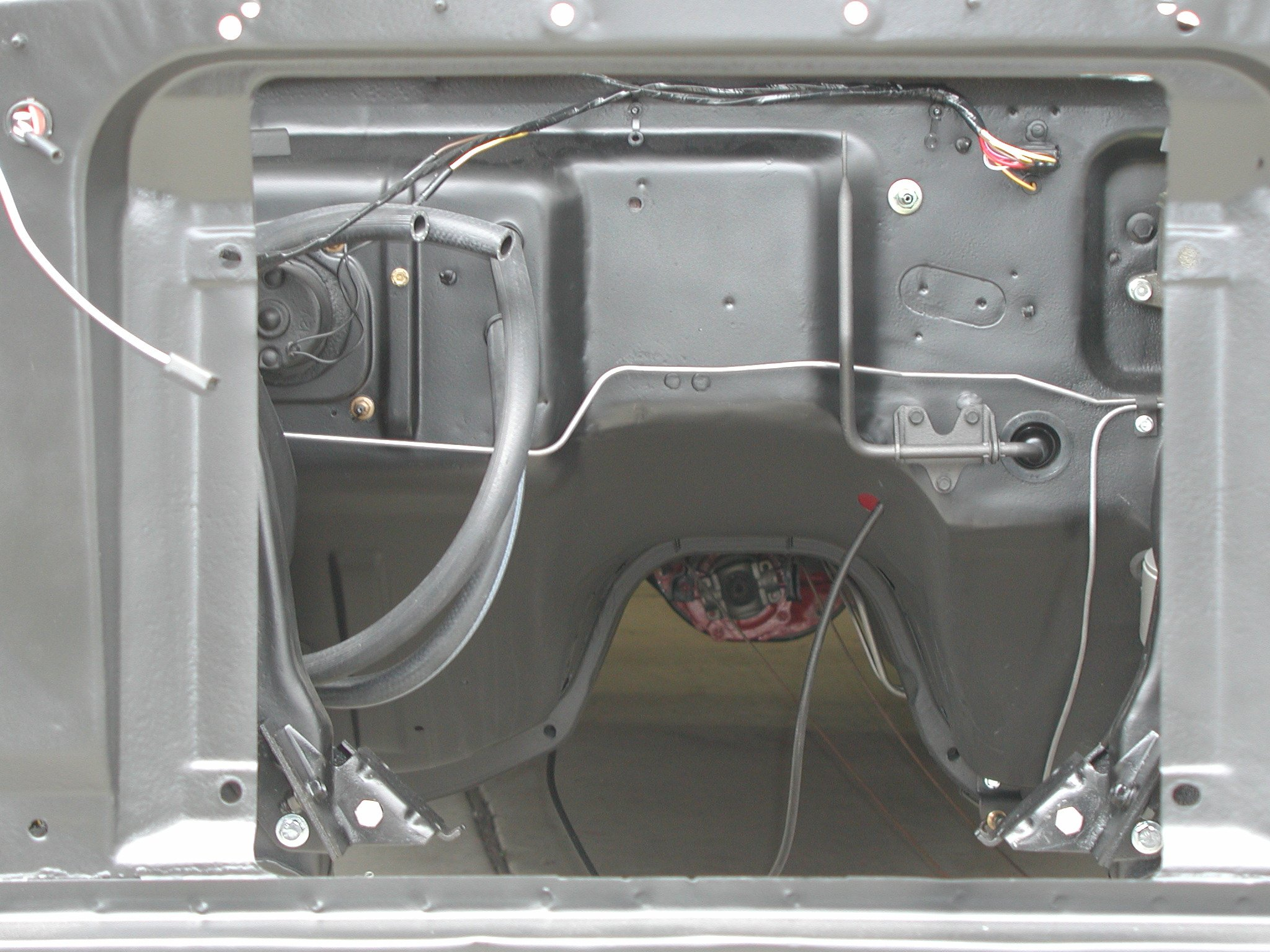 1966 Mustang Engine Bay Detailing Ford Mustang Forum