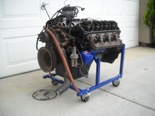 Amazon Com Ford 302 V8 Engine Cradle Ford Mustang Forum