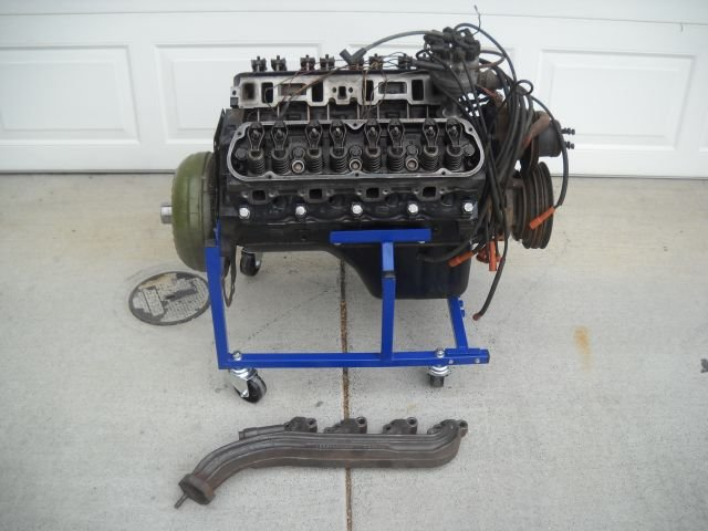 Amazon.com Ford 302 V8 Engine Cradle - Ford Mustang Forum