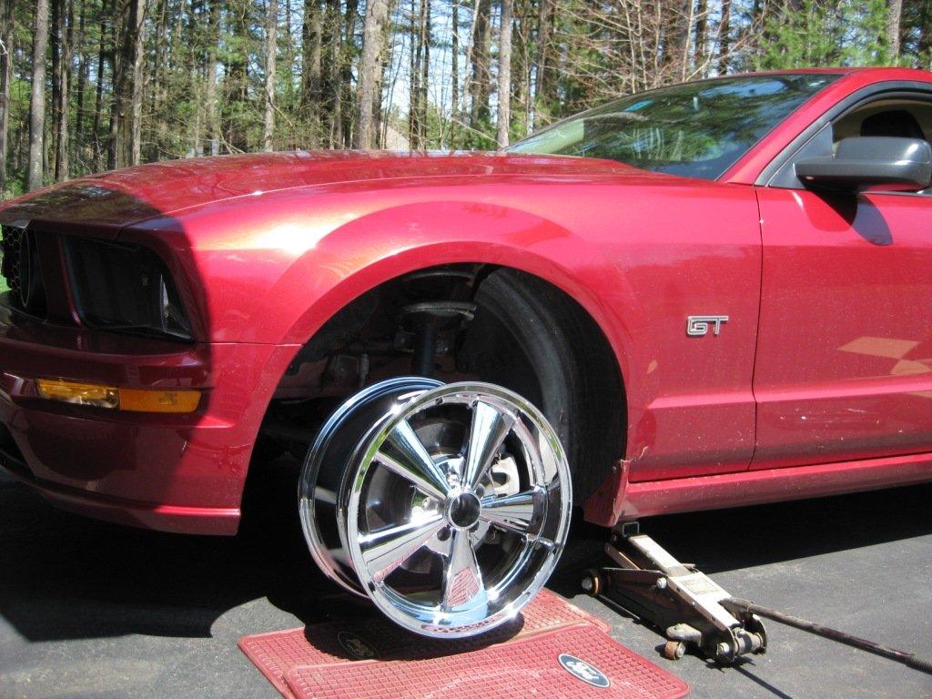 Cragar 610 Wheels Ford Mustang Forum