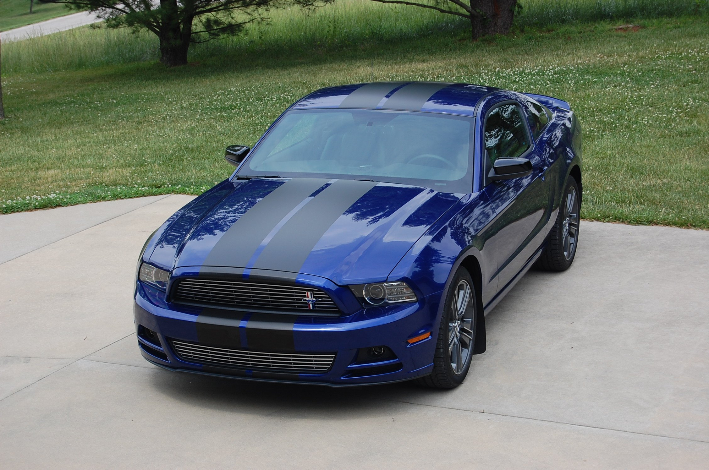 Post Your Deep Impact Blue Dib Pics Here Ford