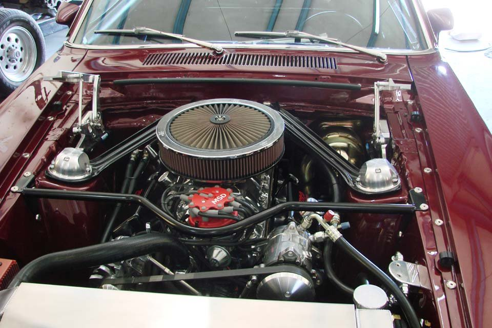 New Part For Under The Hood Of Your 1964