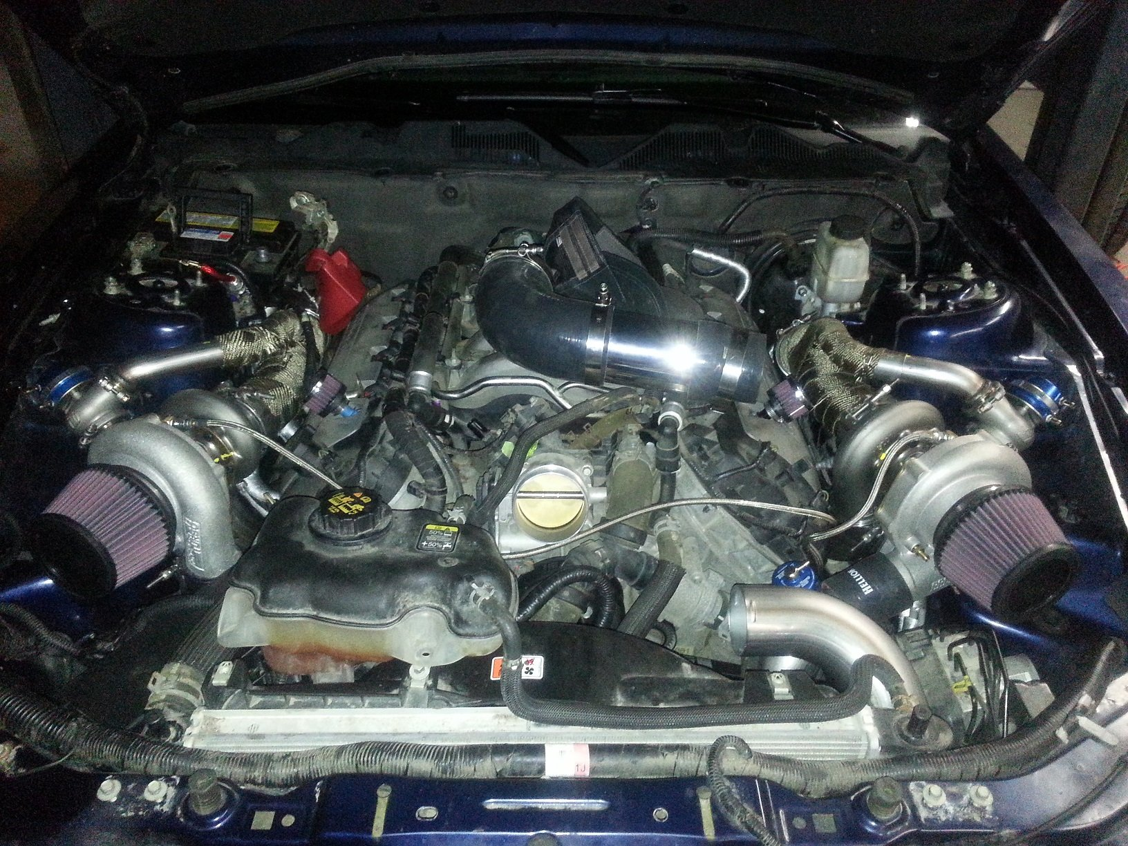 hellion twin turbo installed!-day3.jpg