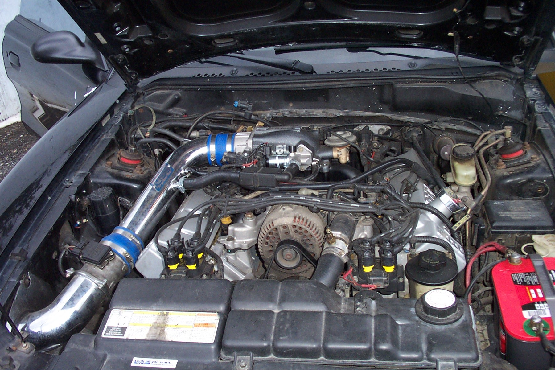 1996 Ford Mustang Gt 4 6 Engine
