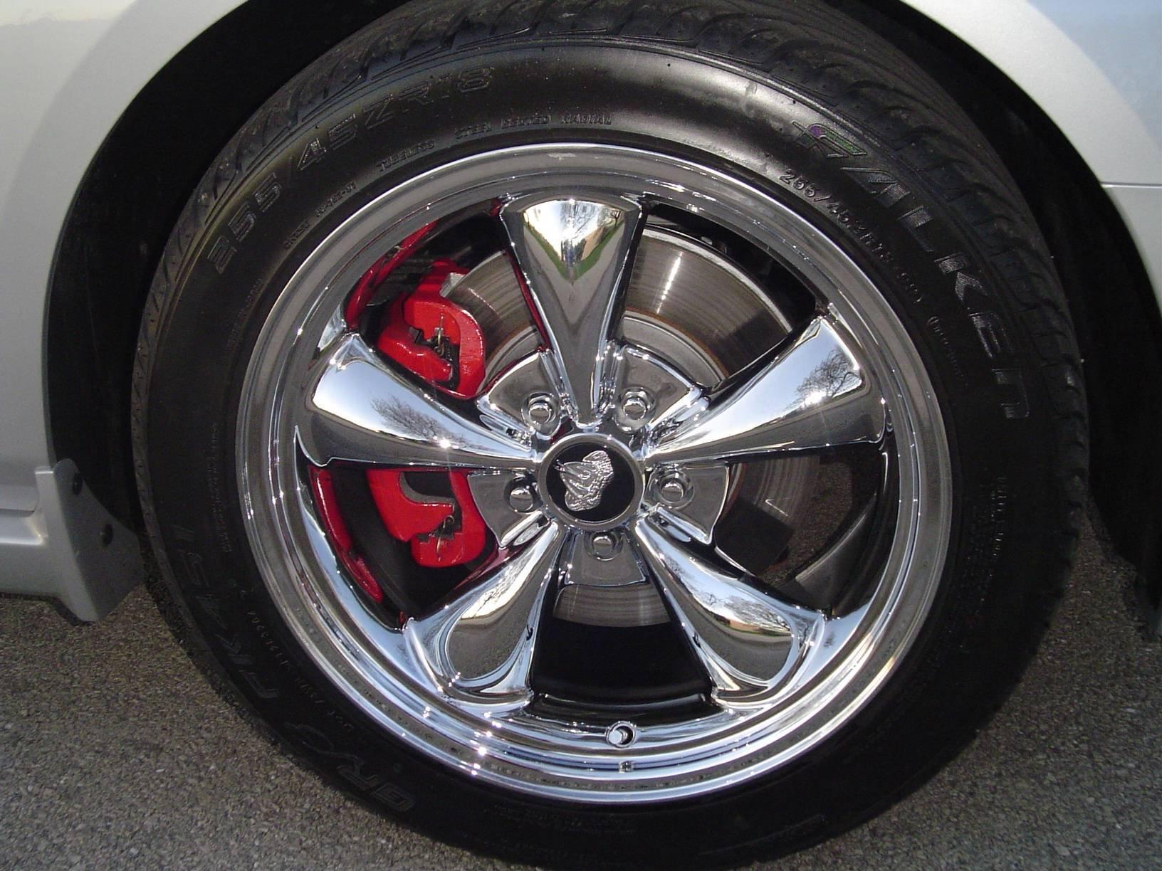 Bullit Deepdish Rims On S197 GT Ford Mustang Forum
