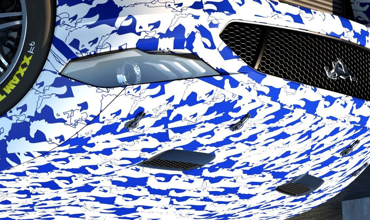 Ford Australia Teases Mustang Supercar
