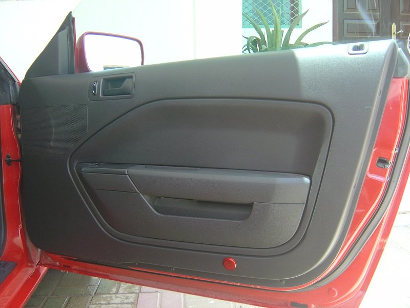 Those Dang Vinyl Door Panels Page 2 Ford Mustang Forum