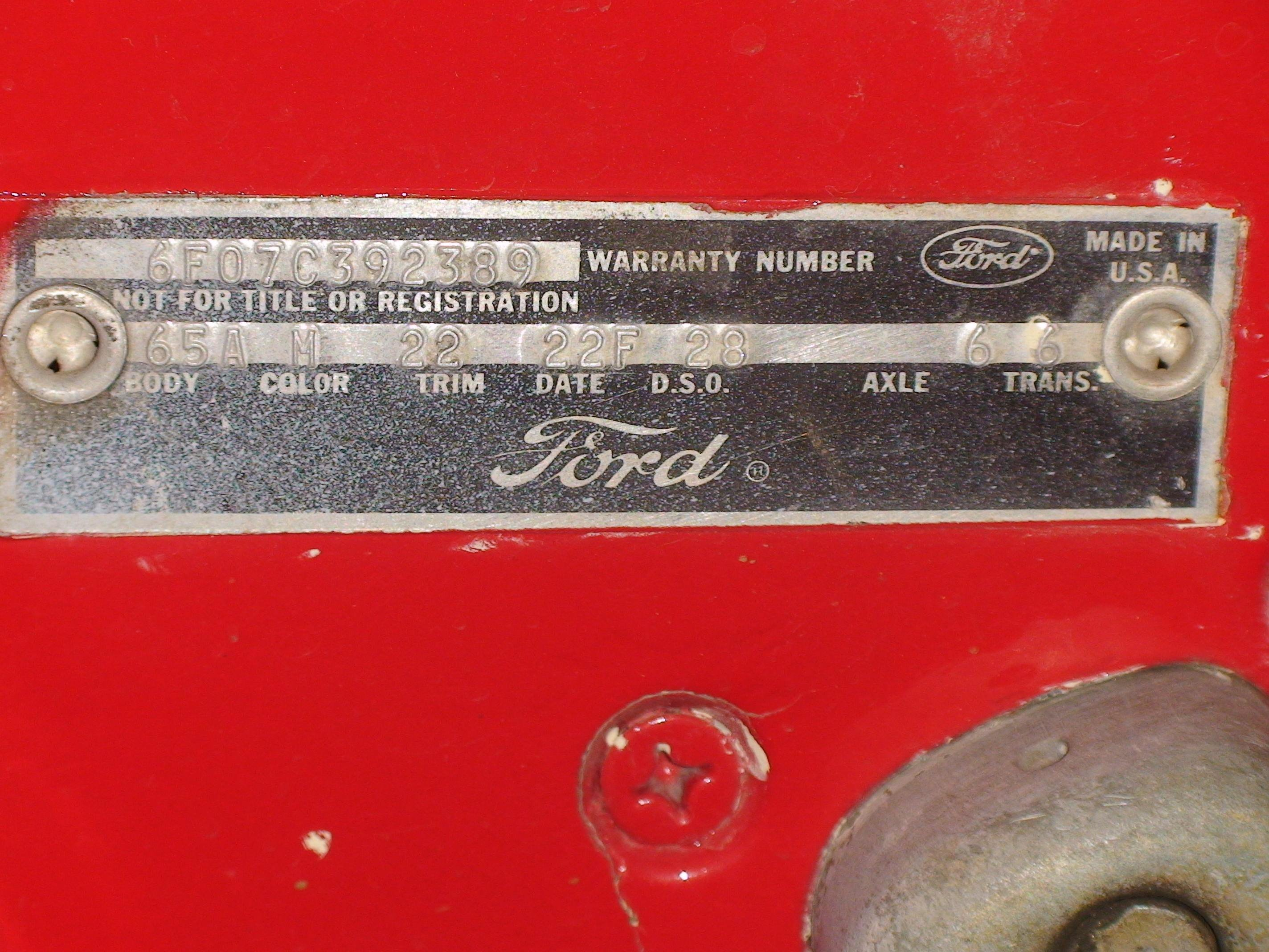 1967 ford bronco wiring diagram