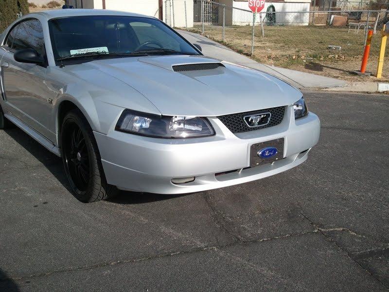 2002 Mustang Gt New Headlights
