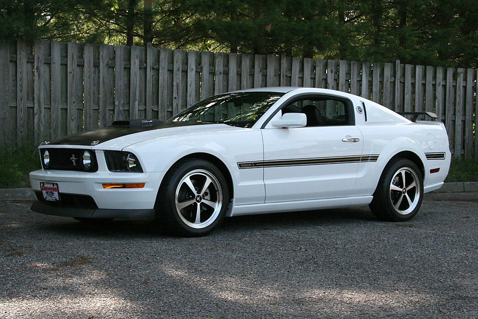 Ford Dealers Nj >> 2007 Mustang Mach 1? - Ford Mustang Forum