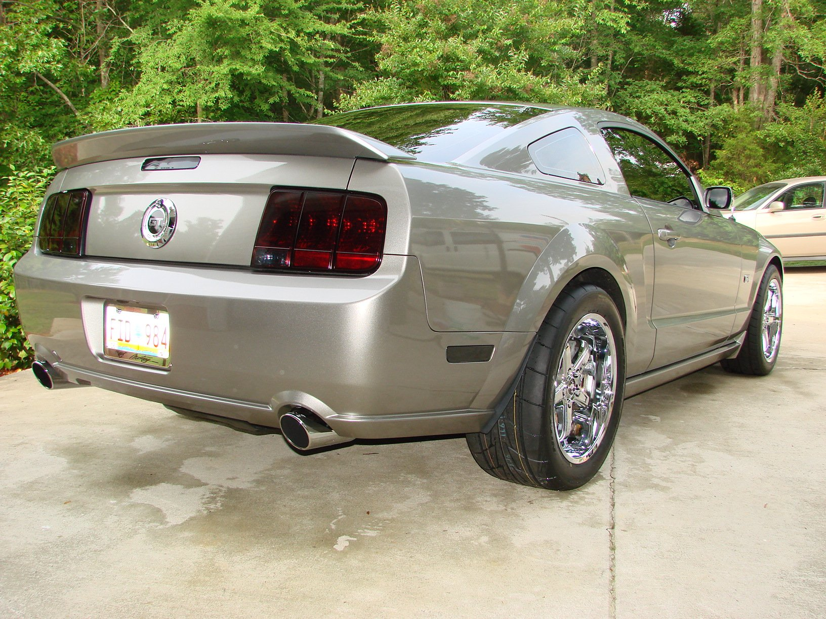 Drag Radials Going On Tomorrow Ford Mustang Forum