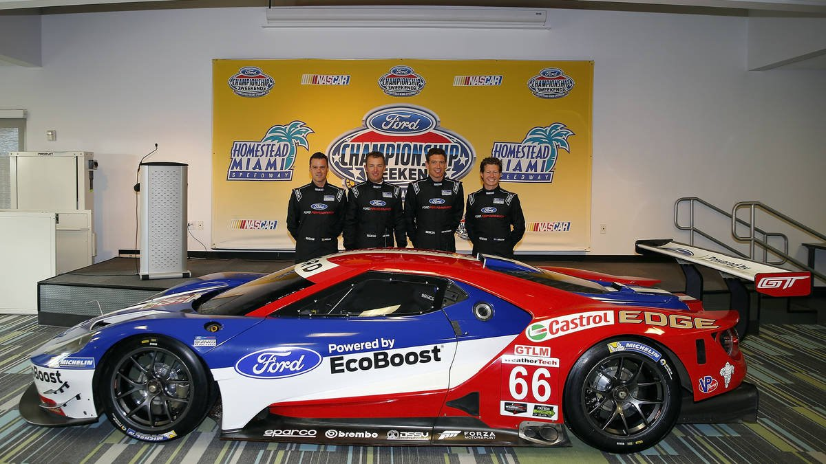 What Do Ford GT Drivers Have to Say for Themselves?
