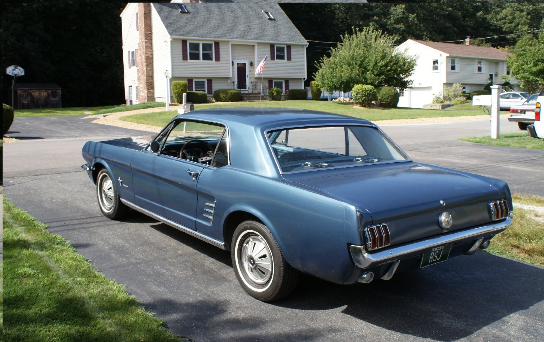 Forum Fix: Leaky Windshield on a '66 Mustang