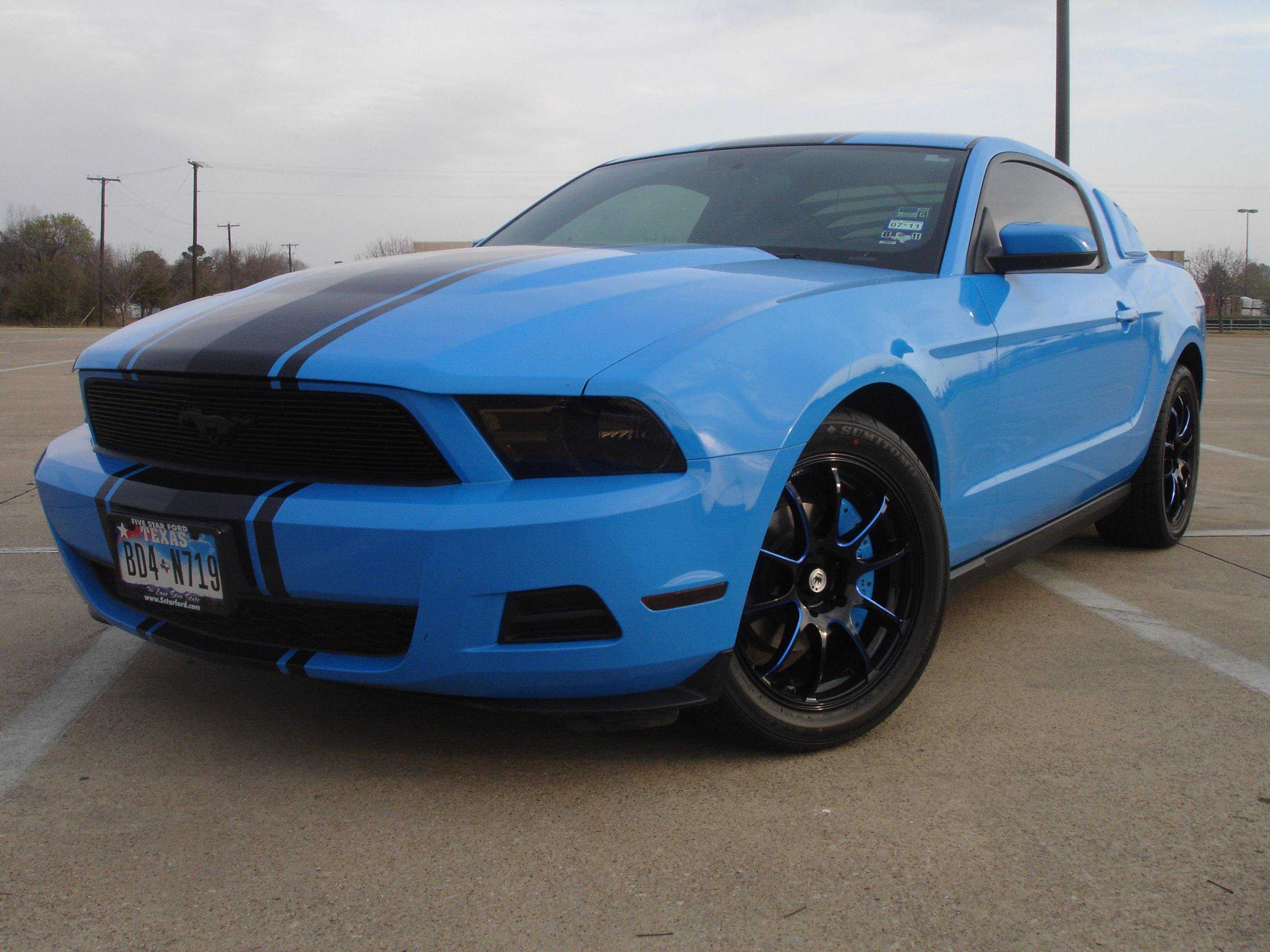 New Wheels And Exterior Mods Ford Mustang Forum