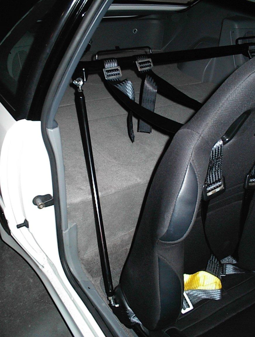 123263d1298784669 1991 mustang bolt harness bar good idea dsc00268 1991 mustang bolt in harness bar is this a good idea? ford mustang