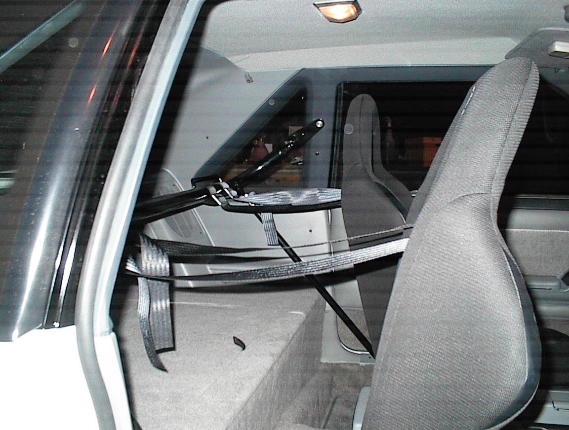 123264d1298784669 1991 mustang bolt harness bar good idea dsc00269 1991 mustang bolt in harness bar is this a good idea? ford mustang