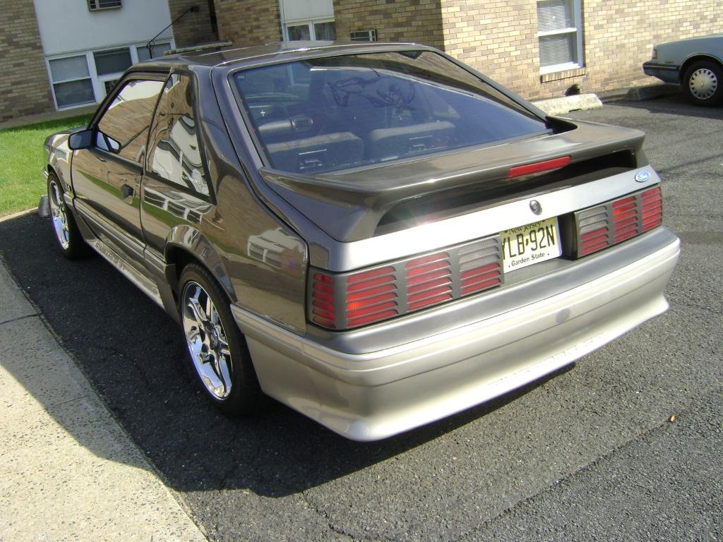 Which tail lights should i use on my 1990 Mustang GT ...