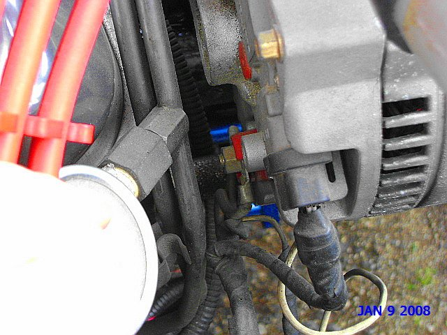 Mustang Club Of America >> Low Voltage While Running after 3G 130 amp alternator ...