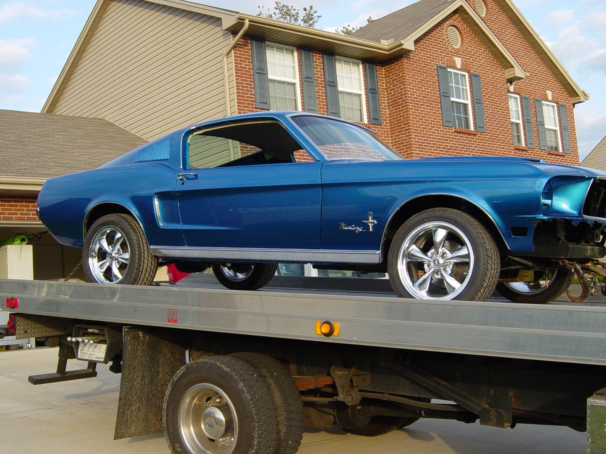 1967 ford Mustang Gt 390 Fastback for Sale Ontario Canada
