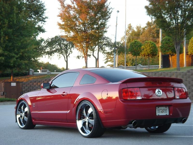 for everyone that hated my 22 s new wheels page 5 ford mustang forum