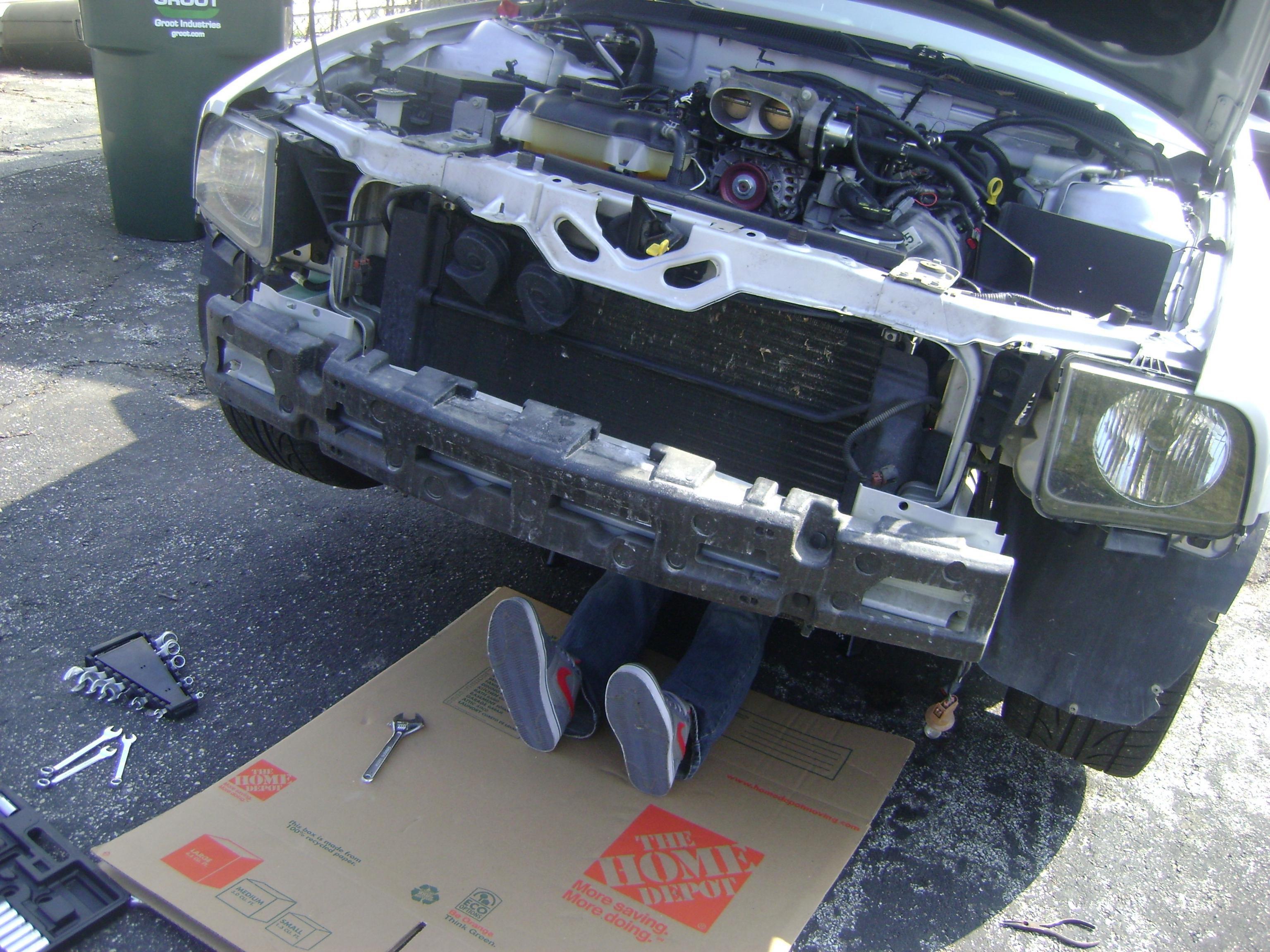 On3 Turbo Kit 46 Mustang