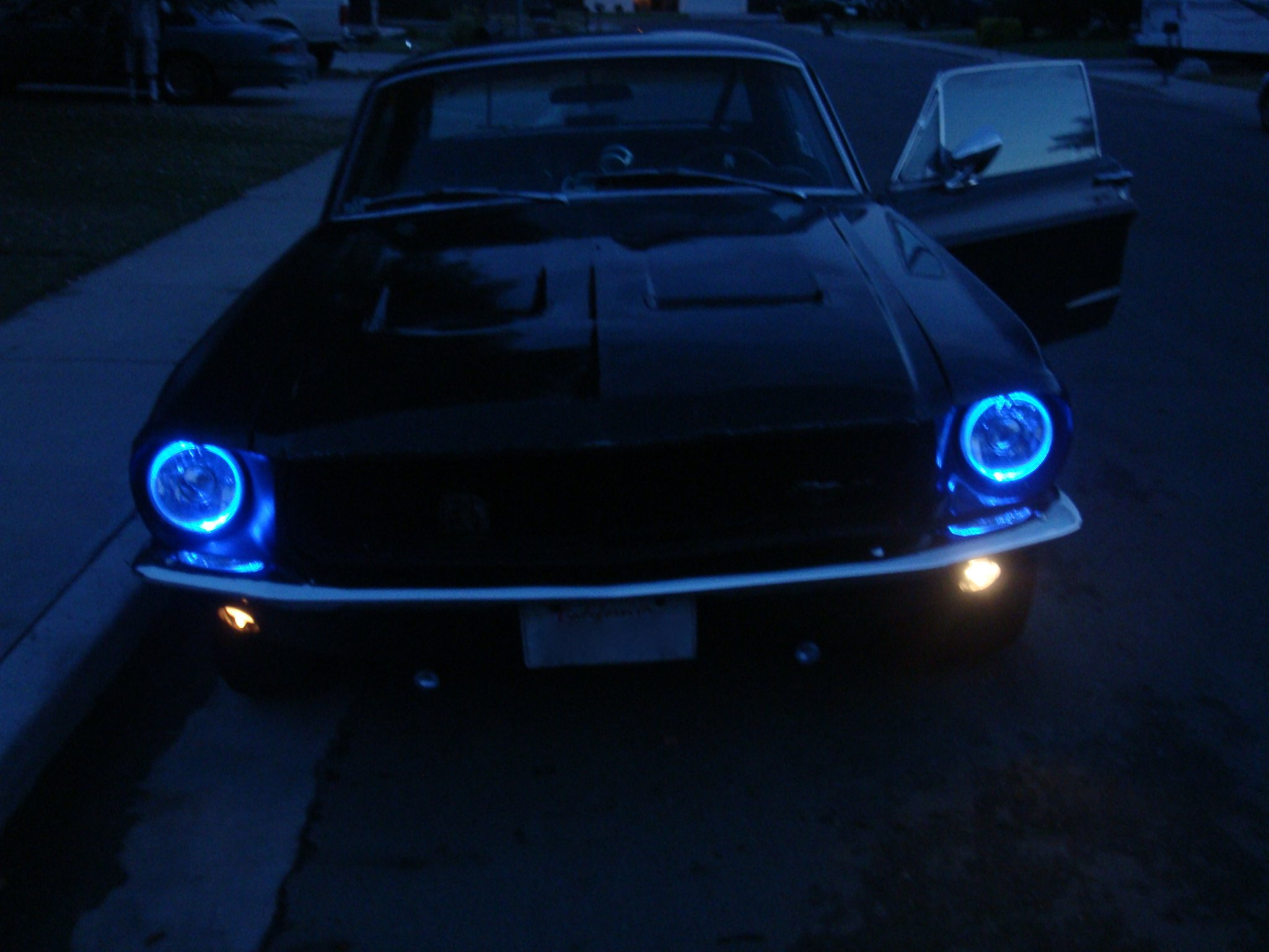 HID headlightd on 1968 mustang coupe-dsc01448.jpg