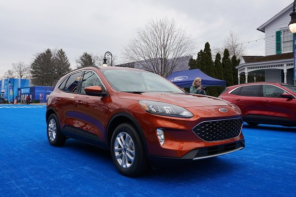 Revealed: 2020 Ford Escape