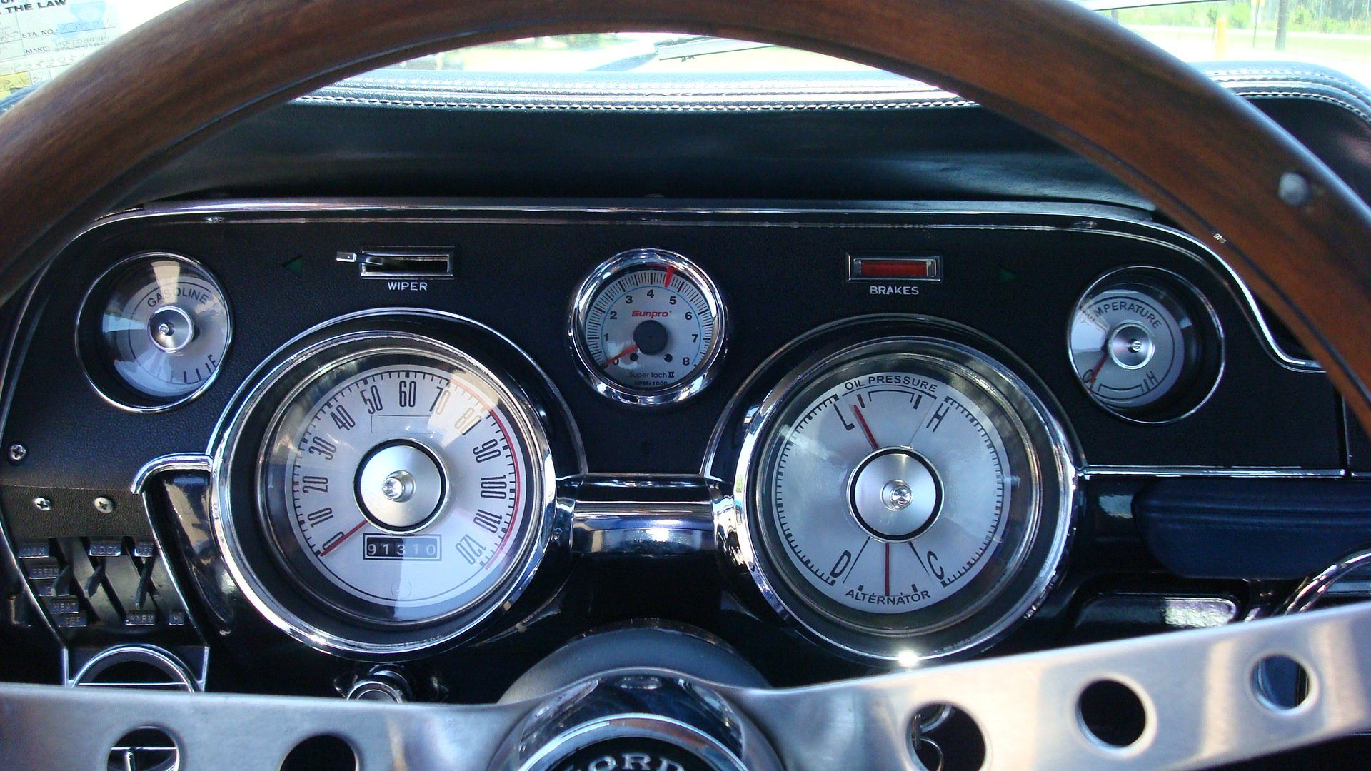 336481d1397871083 tachometer need help dsc05056 tachometer need help ford mustang forum on 1967 mustang tach wiring
