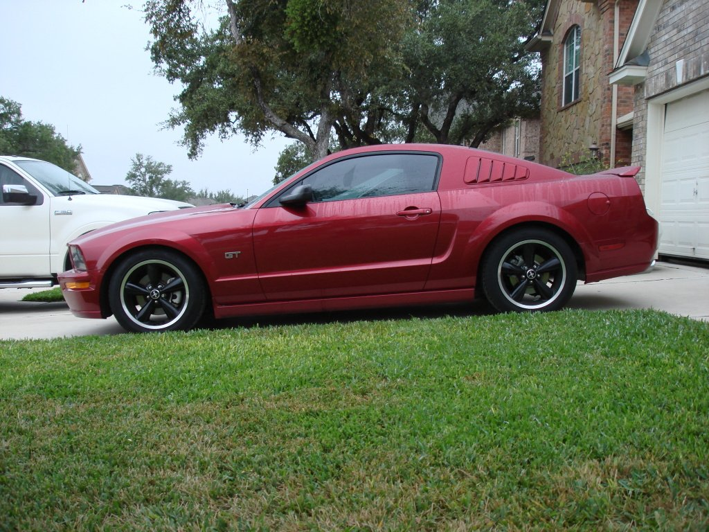 All Types 2006 mustang gt specs : 2006 Mustang GT - Spring Choice & Installation - Ford Mustang Forum