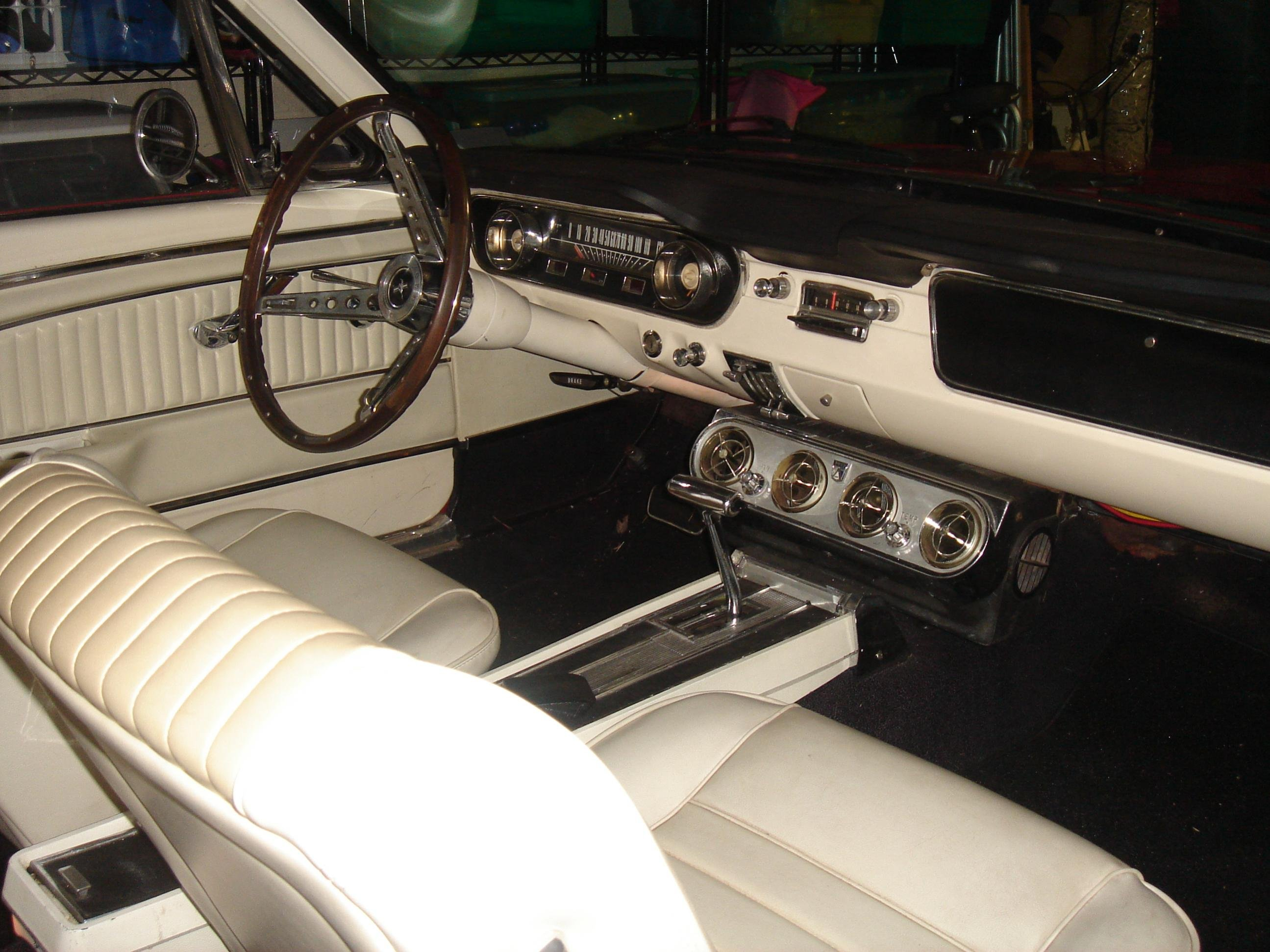 Car Color Codes >> 1964 1/2 interior color - Ford Mustang Forum