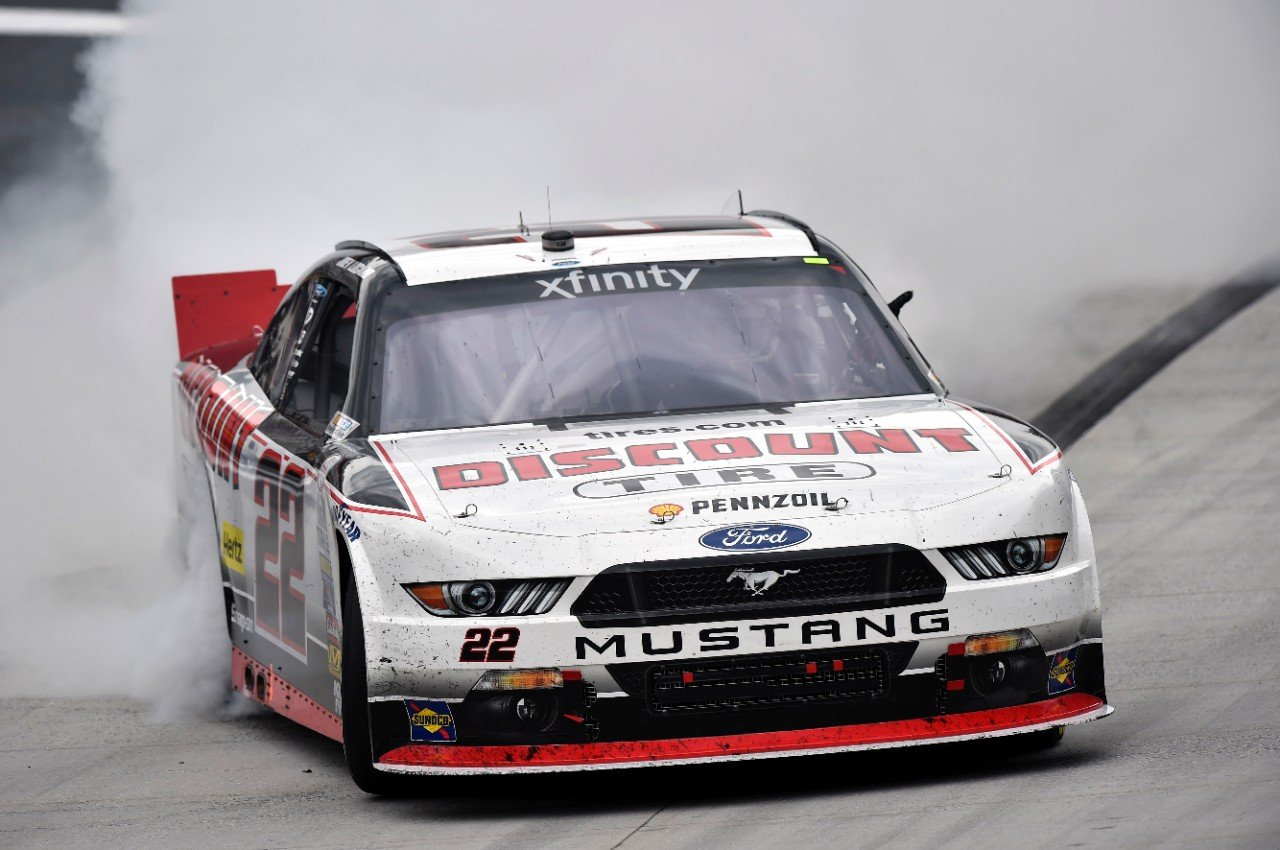 The Mustang Could be Heading to the NASCAR Cup Series