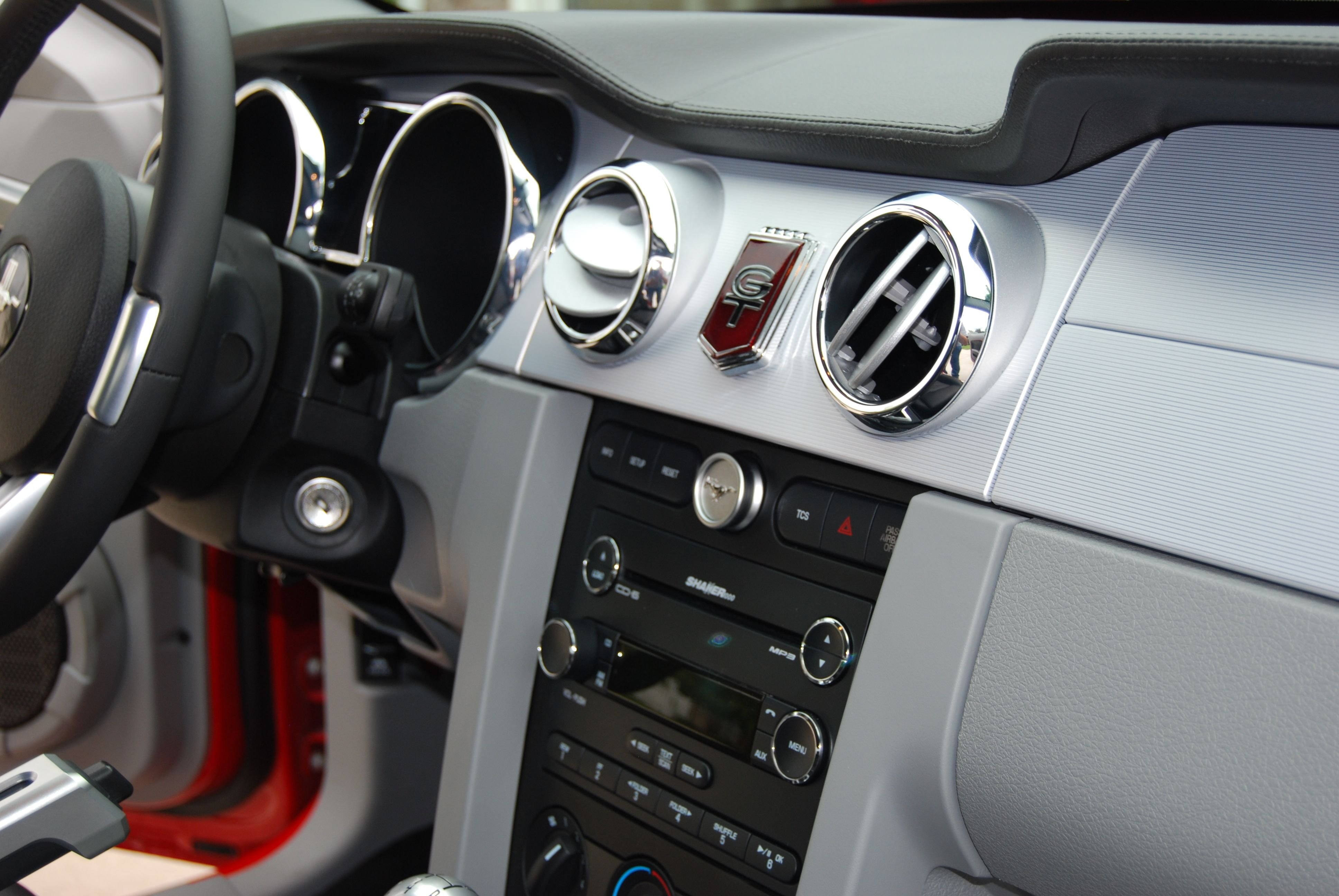 Interior Mods Added To 2008 Gt Ford Mustang Forum