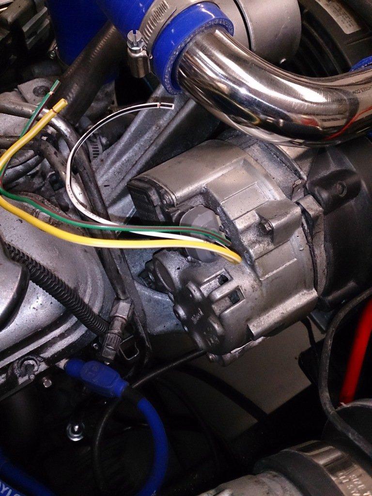 Alternator help needed - Wiring - Ford Mustang Forum