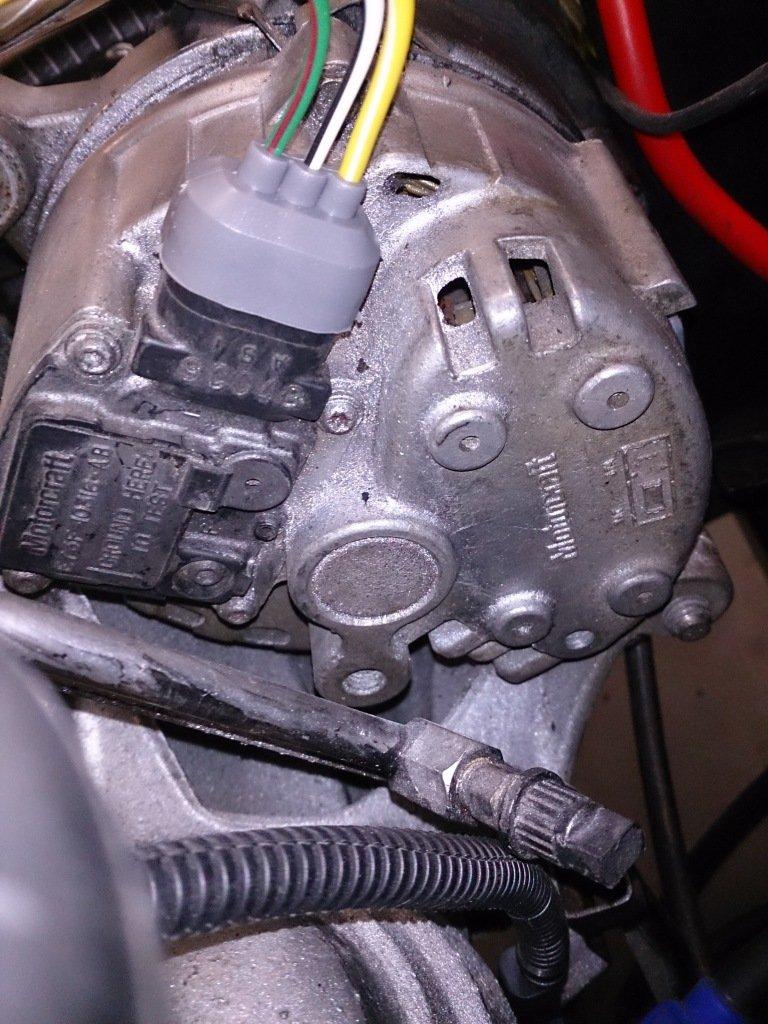 Alternator Help Needed - Wiring