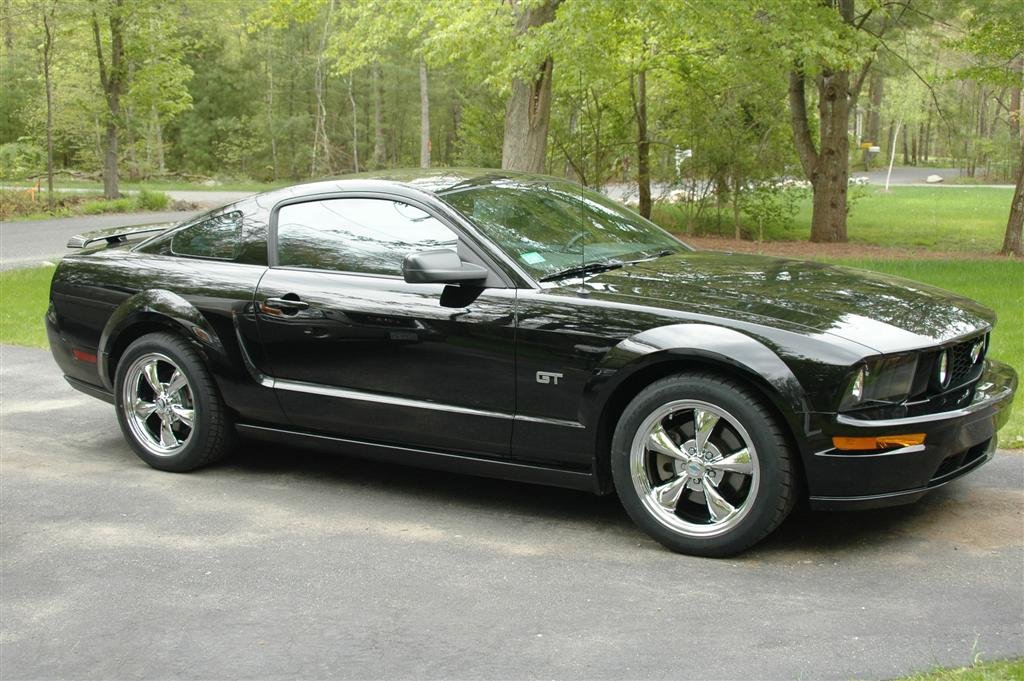 '05 GT With 18X9 Cragar S/S Photos - Ford Mustang Forum