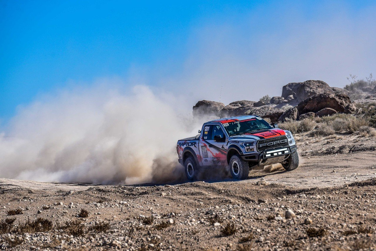 "The Mint 400 ""Winning"" Raptor is Remarkably Close to What Ford Will Sell You"
