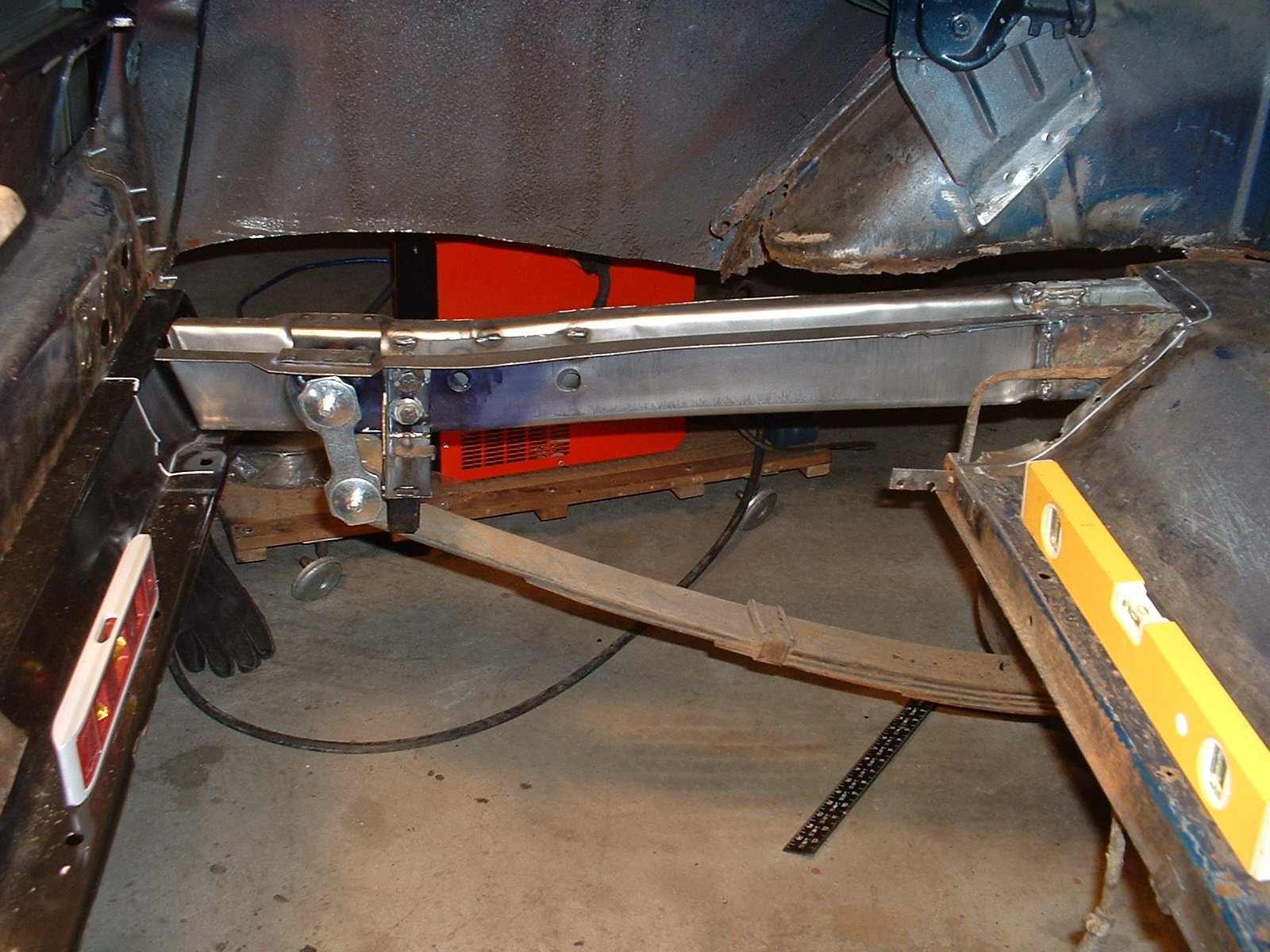 Rear Frame Rail Replacement Ford Mustang Forum