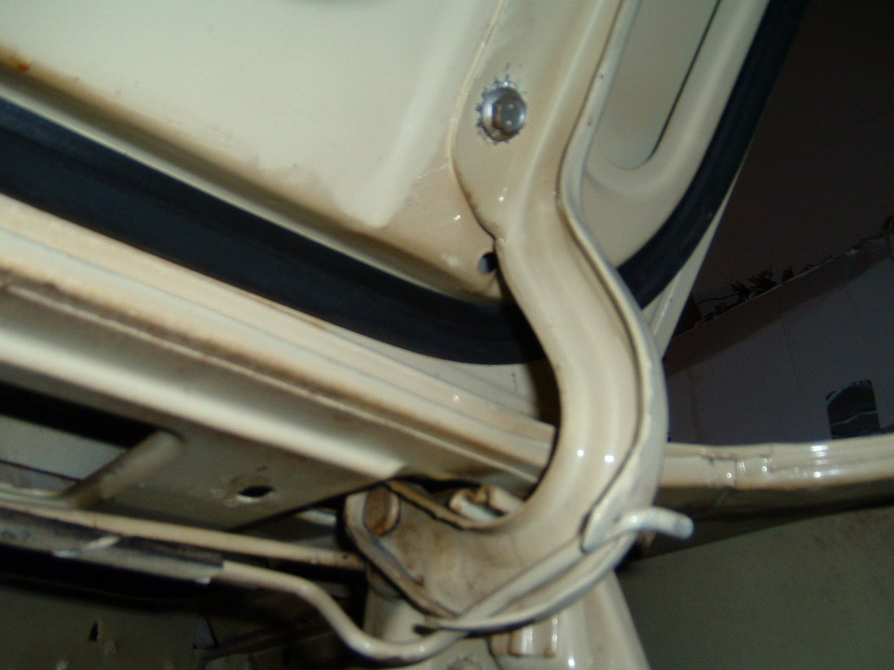 Ford Fort Worth >> 1965 Mustang How Are The Trunk Tension Bars Installed? - Ford Mustang Forum