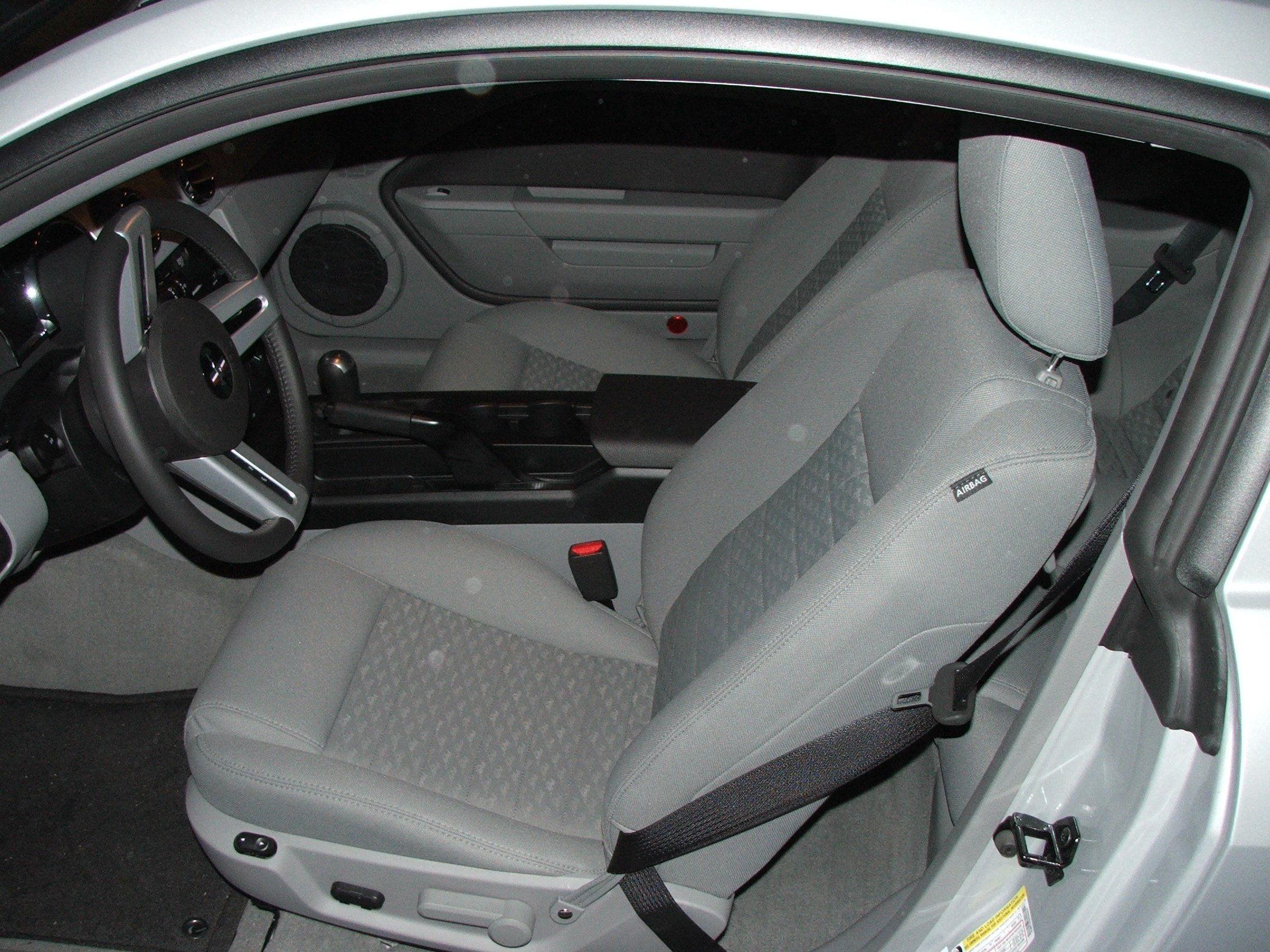Any Gt Owners With Cloth Interior Ford Mustang Forum
