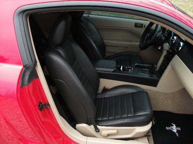 2007 V6 Mustang Interior Upgrade Options Ford Mustang Forum