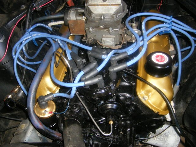 289 high voltage coil and wires ford mustang forum rh allfordmustangs com